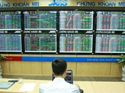 Vietnam's shares drop from two-day rise