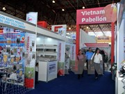 Vietnamese exhibitors take part in Havana Int'l Fair