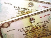 Nearly 1.18 billion VND worth of G-bonds mobilised
