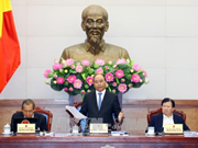 PM urges more optimal support to businesses in gov't meeting