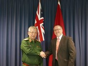 Vietnam, Australia hold first defence policy dialogue