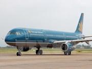 Vietnam Airlines cancels 10 flights due to Typhoon Damrey