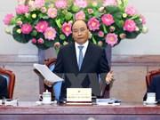 PM highlights four major tasks for remaining months