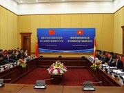 Vietnam, China hold security dialogue at deputy ministerial level
