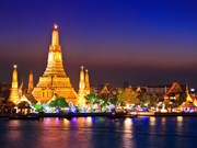 Thailand: Tourism revenue grows 9 percent in 10 months