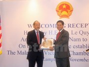 Commerce chamber hoped to boost Vietnam-Malaysia trade