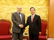 Party official appreciates IMF's assistance for Vietnam