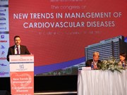 Doctors discuss therapies for cardiovascular diseases