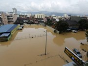 Malaysia mobilises military forces to help flood-hit people