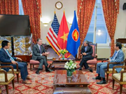 New US Ambassador pledges to promote ties with Vietnam