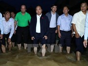 PM inspects flood recovery efforts in Quang Nam province