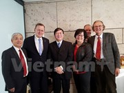 Germany's Thuringia state fosters relations with Vietnam