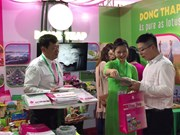 Typical Vietnamese products introduced to APEC 2017 delegates