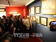 Painting exhibition on Soviet Union opens in Hanoi