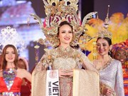 Vietnam wins Miss Globe for first time