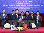 RoK to provide 1.5 bln USD in ODA for Vietnam