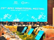 APEC 2017 Ministerial Meeting opens in Da Nang