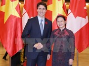 Top legislator applauds Vietnam-Canada comprehensive partnership