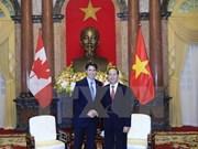President hails Canadian Prime Minister's visit to Vietnam