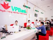 VPBank posts 246.8 million USD pre-tax profit