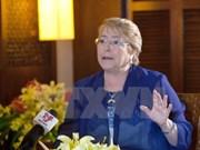 APEC 2017: Chilean President hails Vietnam's preparations