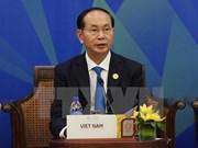 APEC 2017: Vietnamese President attends APEC-ABAC dialogue