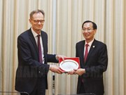 HCM City, Finland promote cooperation in water management