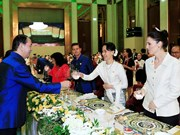 Gala Dinner celebrates APEC 2017 Economic Leaders' Meeting