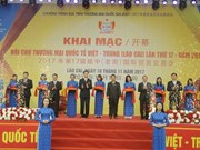 Vietnam, China boost trade through international fairs