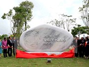 APEC 2017: Delegates praise Vietnam's APEC Park idea