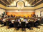 25th APEC Economic Leaders' Meeting opens