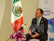 APEC 2017: Mexico applauds Vietnam's proposed agenda
