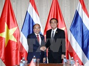 Vietnamese, Thai PMs meet on sidelines of APEC meeting