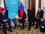 APEC 2017: Philippines, Russia ready to bolster bilateral cooperation
