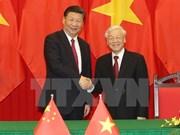 Vietnam, China issue joint statement