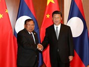 China, Laos agree to build community of shared future