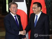 RoK, China hope for early relations normalisation