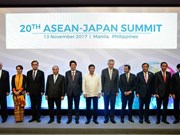 "Japan calls on ASEAN to promote ""free, open"" regional order"