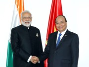 31st ASEAN Summit: PM Nguyen Xuan Phuc meets Indian PM