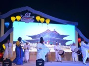 Korean Andong Culture Day held in Hoi An