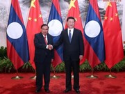 Laos, China issue joint statement affirming stronger cooperation