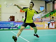 Vietnamese players advance at Malaysian Challenge badminton event