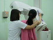 Breast cancer among young people rises
