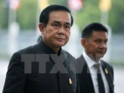 Thai PM submits new cabinet list for royal endorsement
