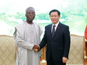 Vietnam wants to develop multifaceted ties with Nigeria