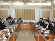 Hokkaido wants to exchange human resources with HCM City