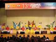 13th Vietnamese Students' Day in RoK held