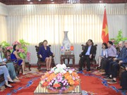 US organisation helps Quang Tri boost pepper production