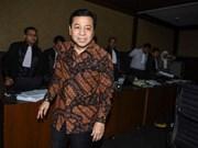 Indonesia's anti-graft body arrests lower house speaker