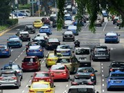 Singapore rolls out tough measures to reduce cars